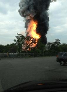 Fuego causado