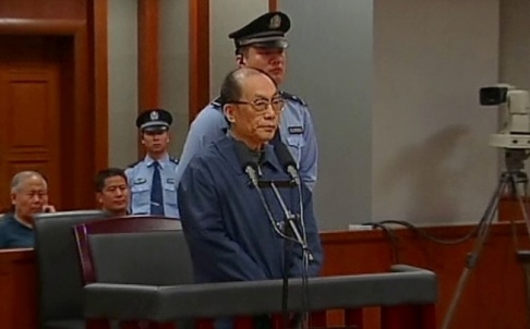 Liu Zhijun. Foto: voanews.com