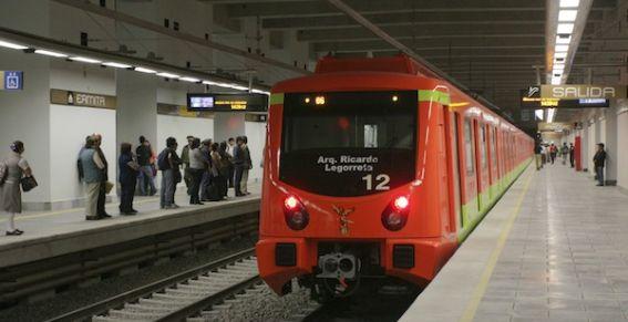 Once de las 20 estaciones de la Línea 12 del Metro han tenido que cerrarse. Foto: poropo.com