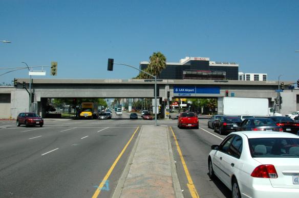 Century Blv. bridge