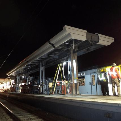 Estación Wardlow.