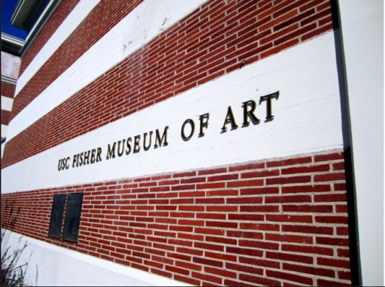 USC Fisher Museum of Art.