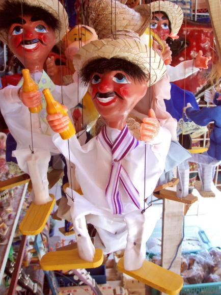 """Lil Puppet"". Foto: Ms Phoenix via Flickr creative commons."