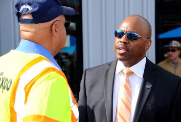 Phil Washington, director general ejecutivo de Metro.