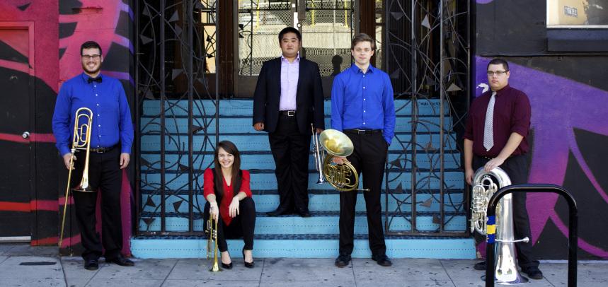 LA Brass Quintet.