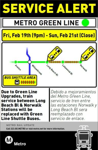 green-line-bus-bridge-feb-19-21