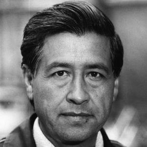 César Chávez.