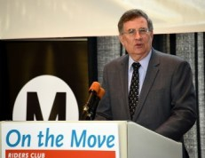 John Fasana, presidente de la Junta Directiva de Metro.