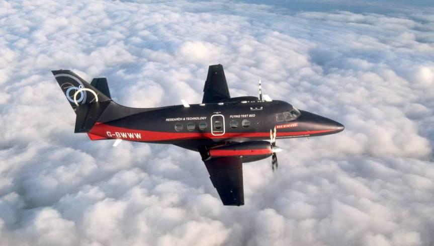 El Jet Stream 31. Foto: El País.