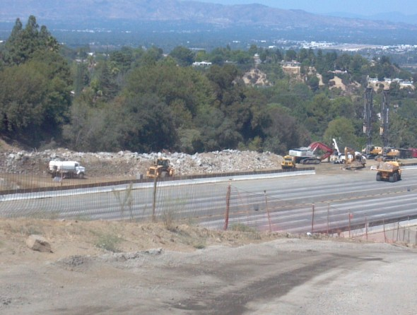 405 Freeway Construction Update - Year of Clean Water