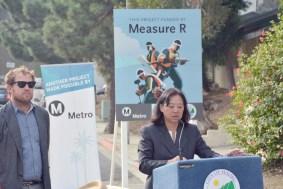 Metro Deputy CEO Lindy Lee.