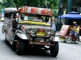 A jeepny in the Philippines by T.O. Ang via Flick/CC