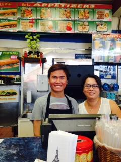 Ba Le Sandwich Shop hosts
