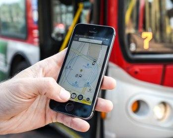 Go Metro mobile app.