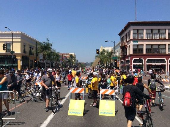 Previous Metro-funded CicLAvia photos from Pasadena event May 31, 2015. Photos: Dave Sotero