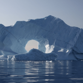Assorted Icebergs by Drew Avery via Flickr/CC
