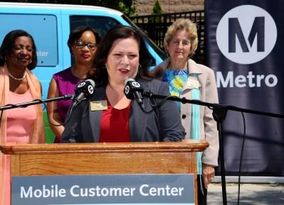Rosemead Mayor Sandra Armenta.