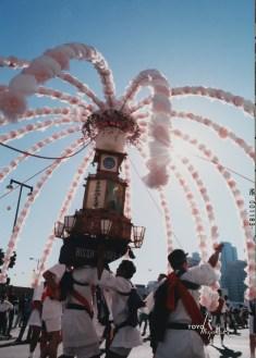 Nisei Week Parade. Photo courtesy of Toyo Miyatake.