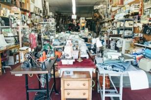 Kato's Sewing Machine Company.