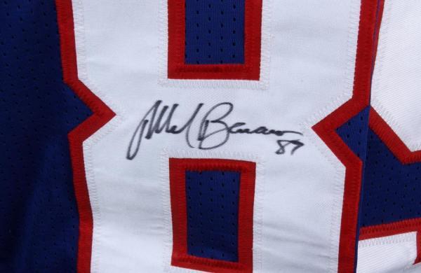 York Giants Mark Bavaro Signed Jersey Holo