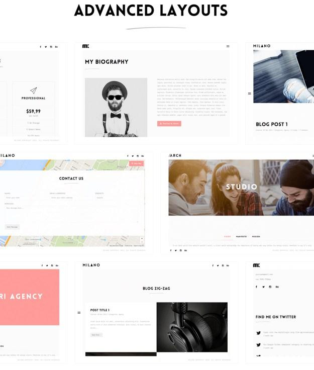 multi-purpose wordpress theme