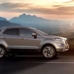 2018 Ford Ecosport Ambiente Photo Gallery Motoraty