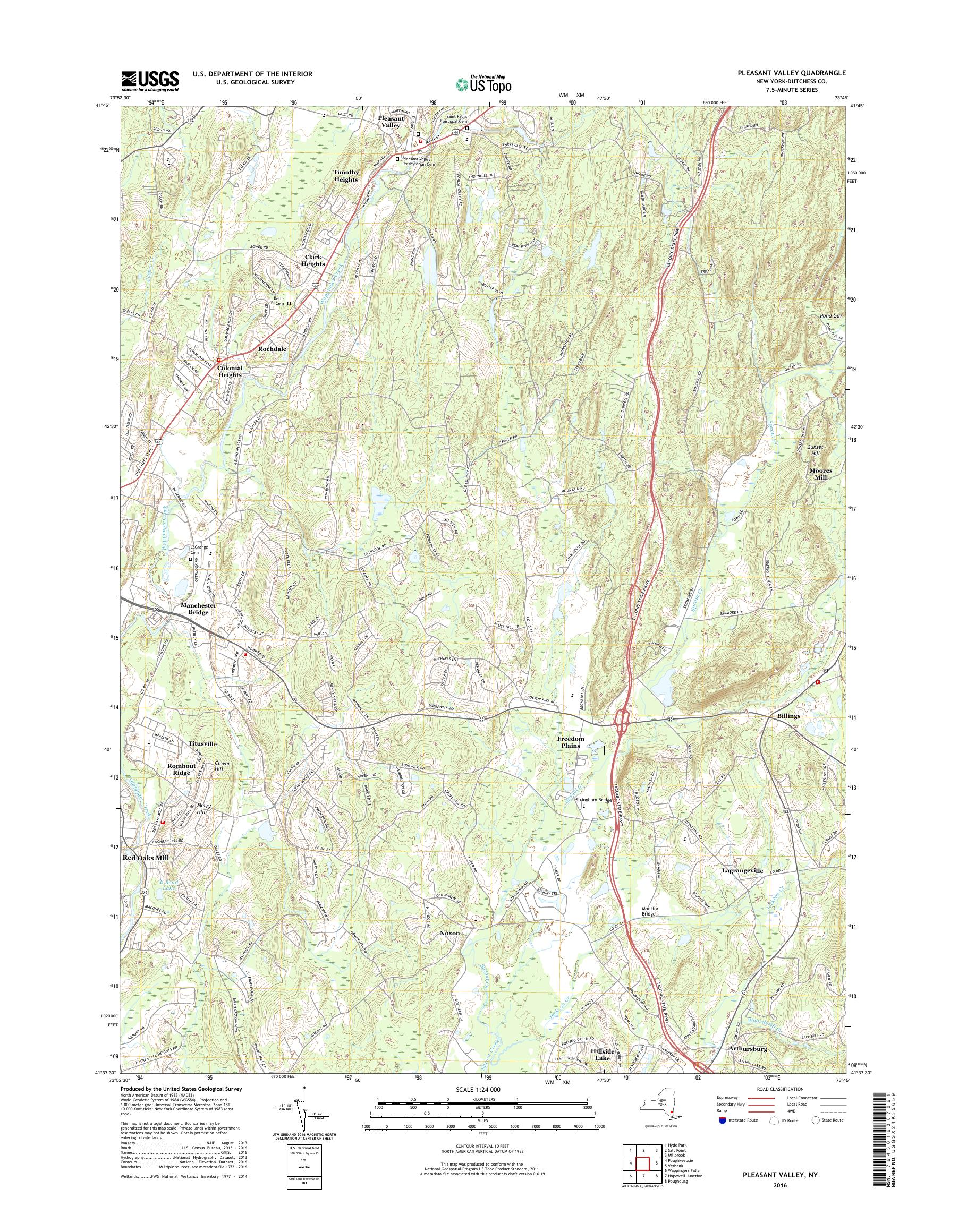 Pleasent Valley Map : pleasent, valley, MyTopo, Pleasant, Valley,
