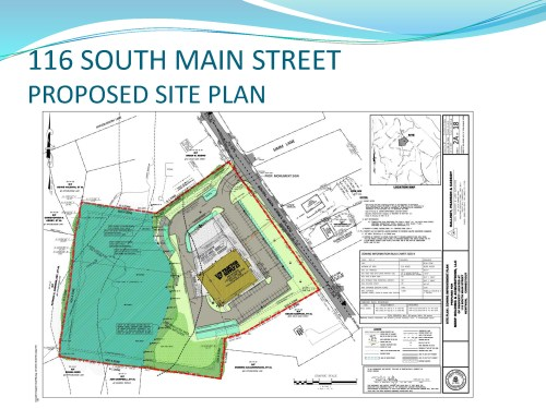 small resolution of  the planning zoning commission unanimously approved on july 21 the construction of a tractor supply company store for 116 south main street