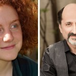 Jeffrey Strauss and Helena Scholz-Carlson