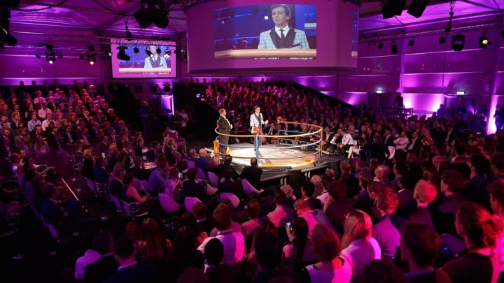 €10mln capital committed for startup finalists of the Get in the Ring Startup Competition