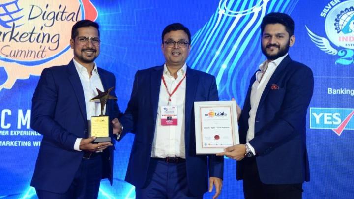 WhiteVox Digital Wins Three Prestigious Awards at The Mobile and Digital Marketing Summit 2018
