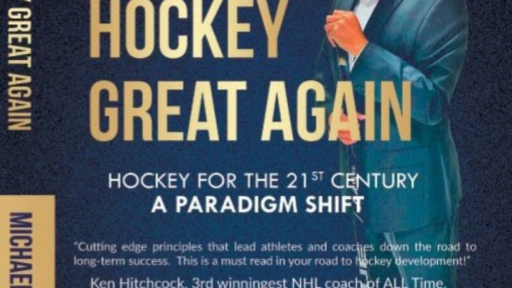 Make Hockey Great Again. A paradigm shift in hockey coaching and skills development for Youth.