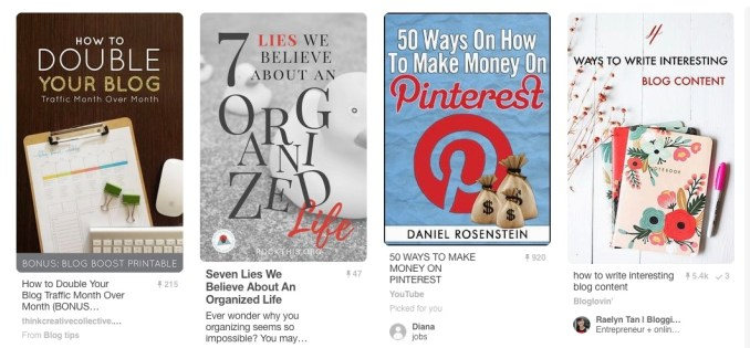 How to get huge traffic with Pinterest