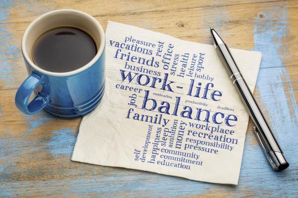 ¿Vives para trabajar o trabajas para vivir?
