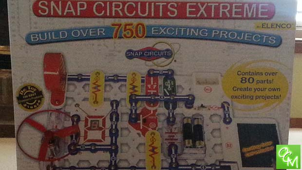 Snap Circuit Extreme Sc 750 Review