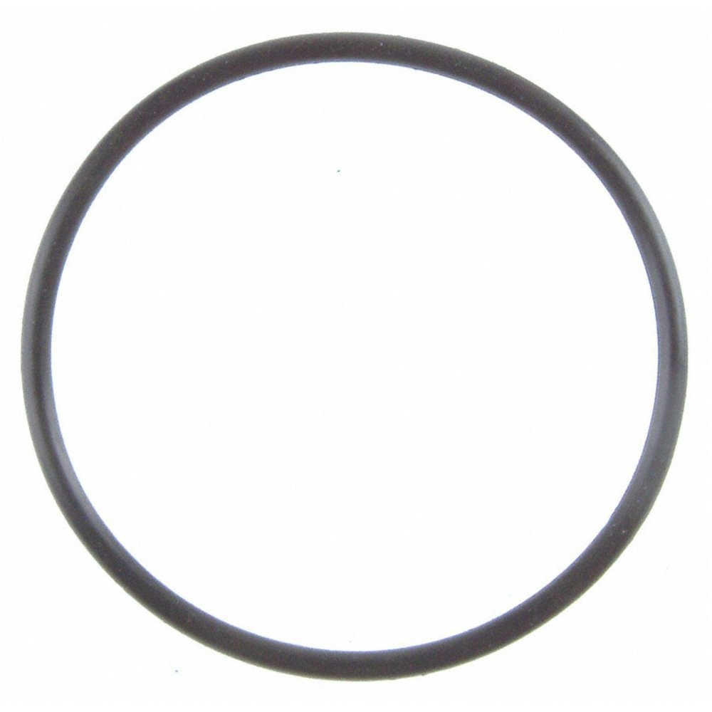 medium resolution of details about felpro 35717 engine coolant thermostat housing seal for ford contour escort