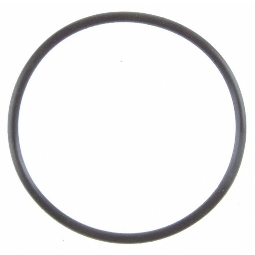 small resolution of details about felpro 35717 engine coolant thermostat housing seal for ford contour escort