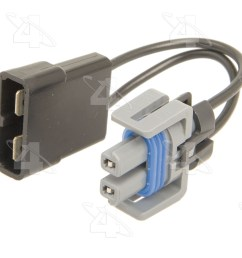 hvac harness connector 37218 for acura slx am general hummer buick century [ 1500 x 1500 Pixel ]