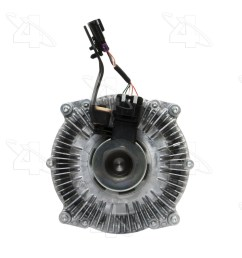 details about engine cooling fan clutch 3292 for 2013 2017 ram 2500 3500 [ 1500 x 1500 Pixel ]