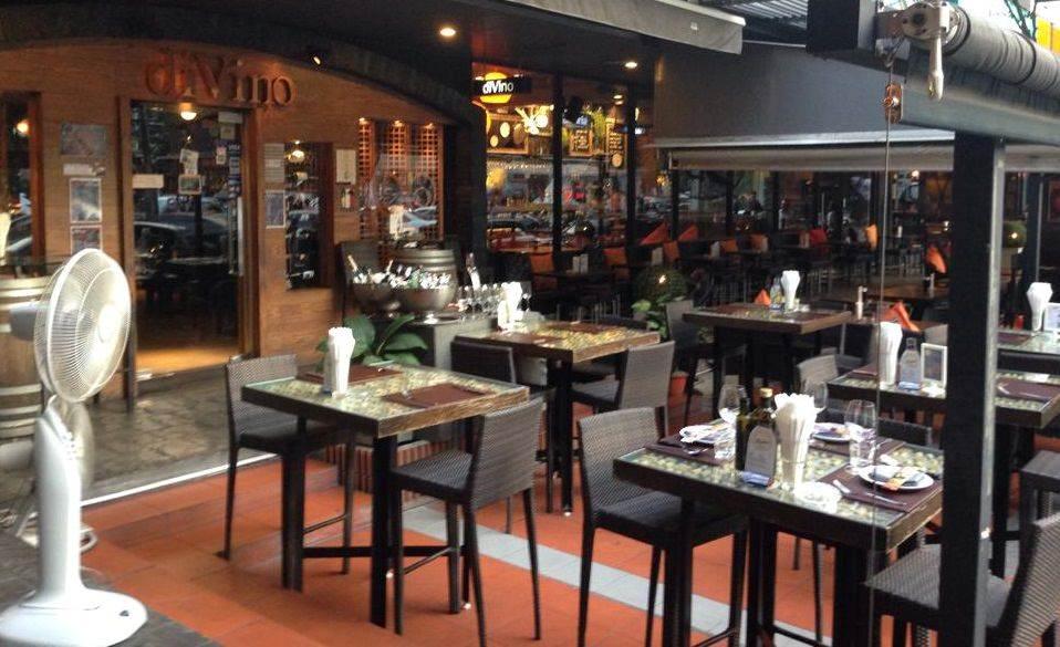 DiVino Italian Restaurant  One Place Bangkok