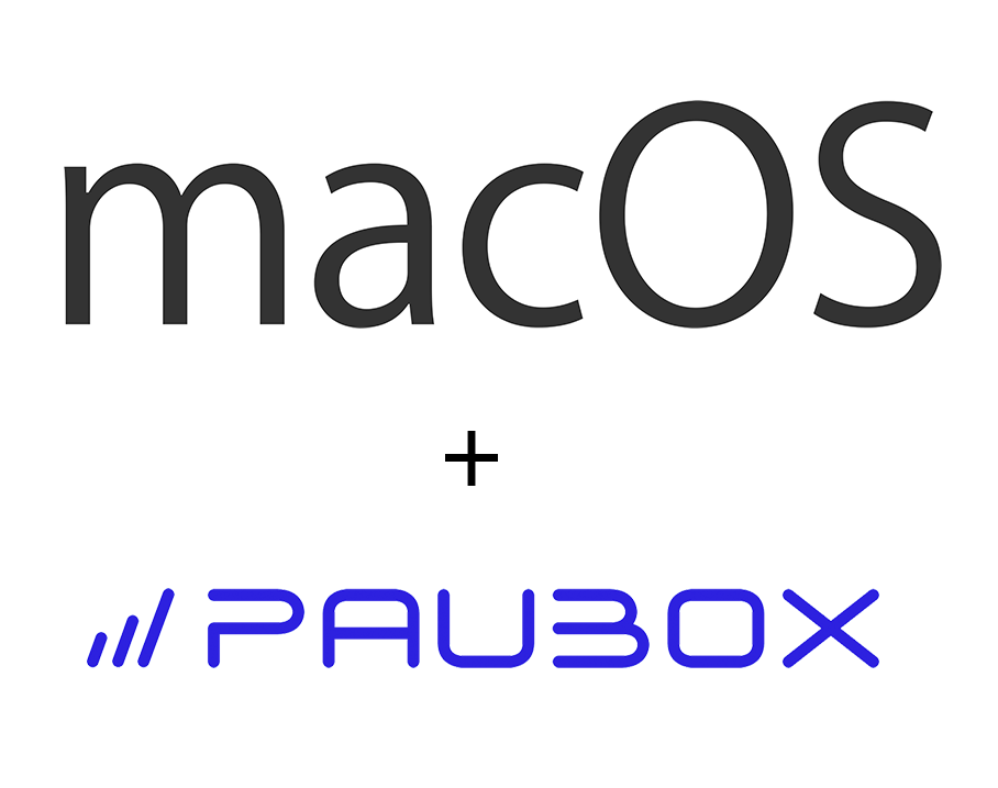 Does Paubox work with Mac OS?