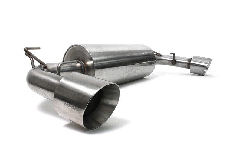 catback exhaust for fr s brz