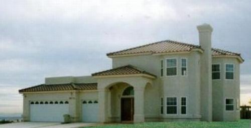 Southwestern House Plan - 4 Bedrooms, 2 Bath, 2493 Sq Ft ...