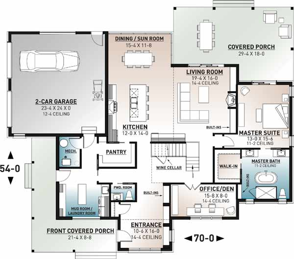new house plans home