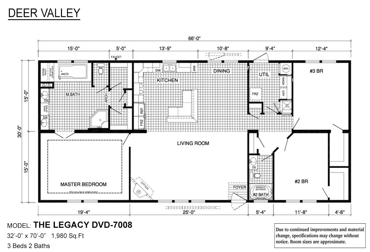 Deer Valley Series / The Legacy DVD-7008 By Deer Valley