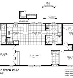 majestic the grand teton layout [ 1200 x 818 Pixel ]