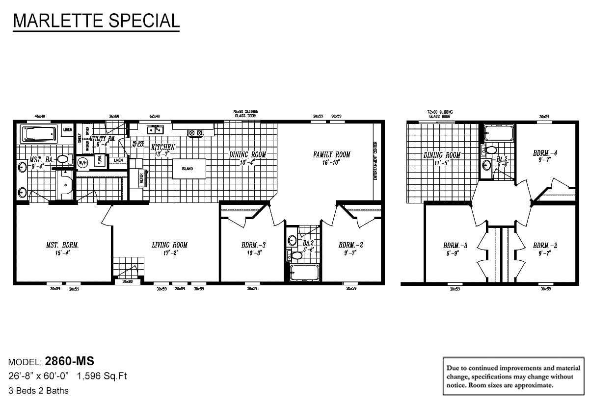 Marlette Special  The Country Living by Marlette Homes