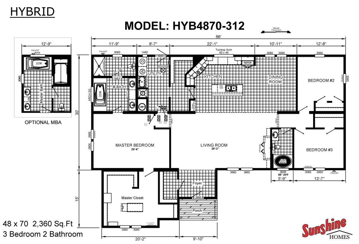 Suburban Manufactured Homes in Theodore AL  Manufactured
