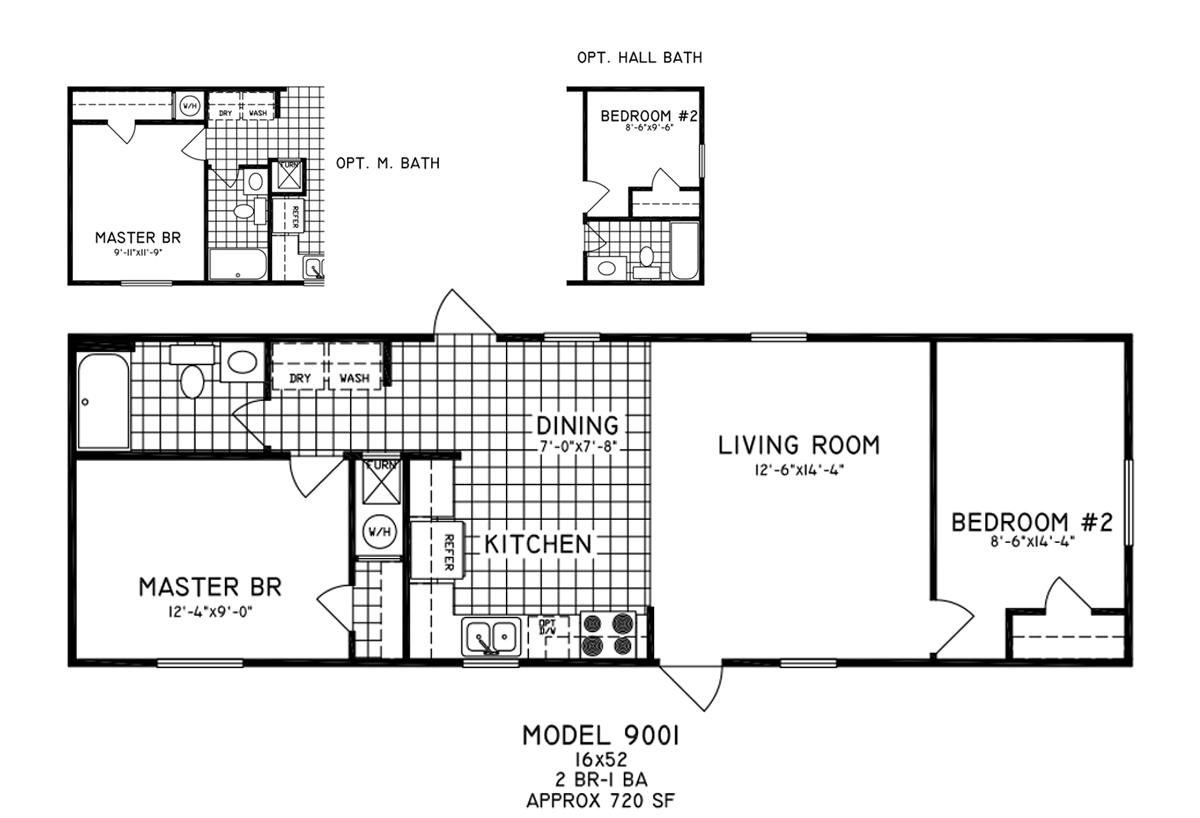 Bigfoot / 9001 by Cappaert Manufactured Housing