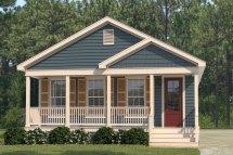 Floor Plan Detail - Discover Modular Homes